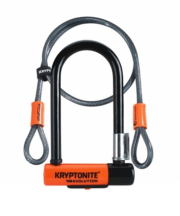 Kryptonite Evolution Mini 7 + linka Kryptoflex
